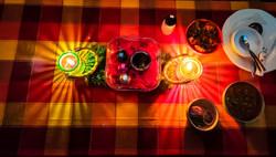 Delicious food by Raju bhaiya