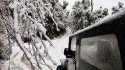 Heavy snow experience