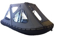 Тент-трансформер для лодки Marlin 360