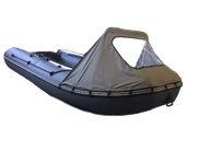 Тент носовой со стеклом для лодки Marlin 320Е