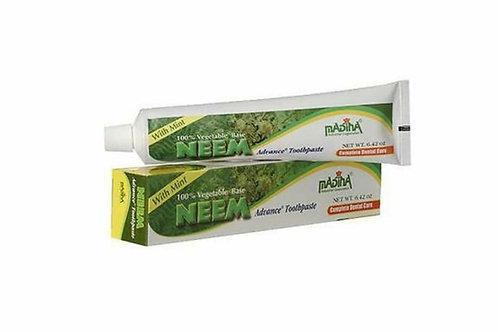 Neem Advanced Toothpaste. (Fluoride free)