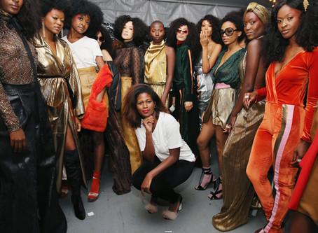 Catch us at Harlem Fashion Week