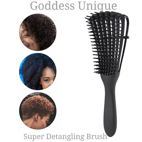 Super Detangling Brush for Curly Hair