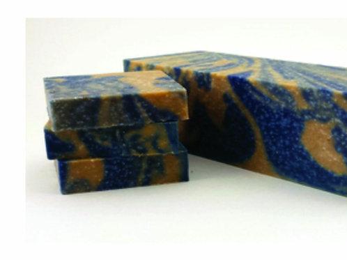 Kashmir Salt Scrub cold processed soap
