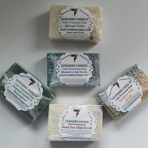 Masculine & Moisturized Soap Bundle
