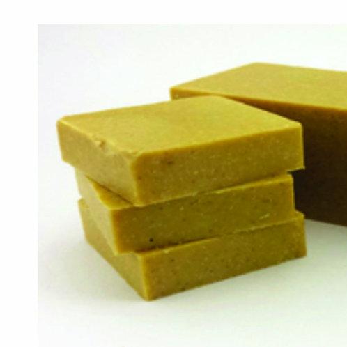 Banana 🍌 & Coconut 🥥  cold processed soap