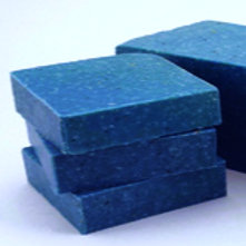 Blueberry Scrub Cold Processed Soap