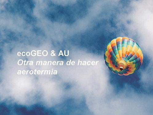 ecoGEO Basic 1-9 kW_230V  + Air Unit AU12