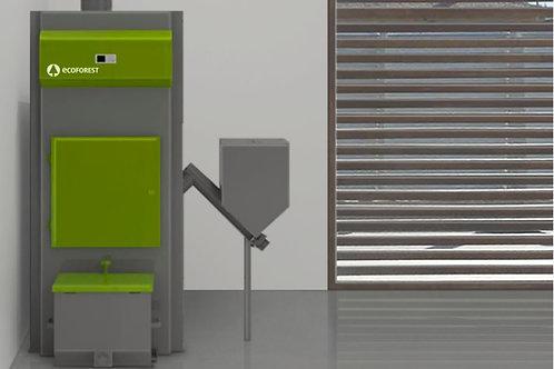 Caldera de pellets VAP, 100 kW