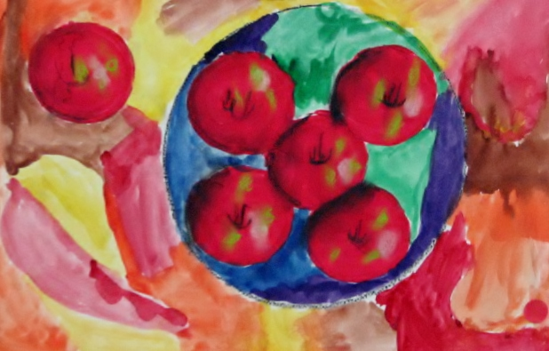 Apples by Seth Brown HM k-1