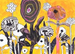 Sumi Garden by Sharon Giles