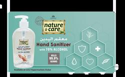 Hand Sanitizer Post