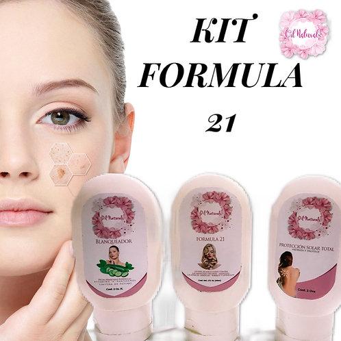 FORMULA 21 (3pasos)