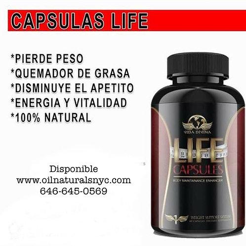 LIFE CAPSULES 60 PILLS