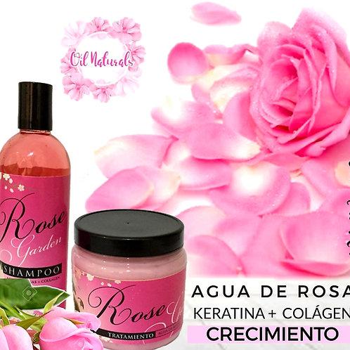 LINEA DE AGUA DE ROSAS