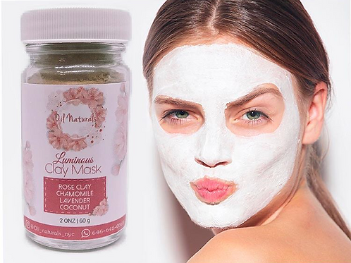 LUMINOUS CLAY MASK