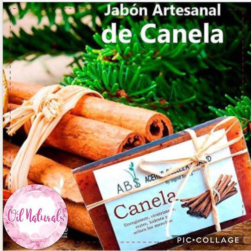JABÓN DE CANELA