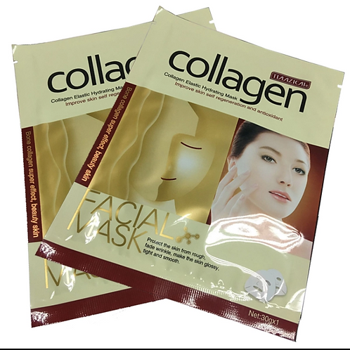 COLLAGEN FACIAL MASK