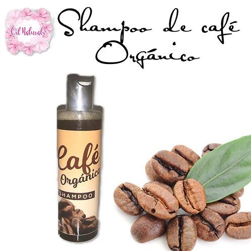 SHAMPOO DE CAFÉ ORGÁNICO 8 oz.