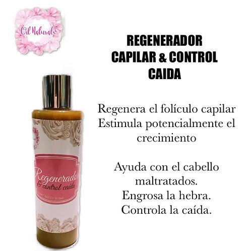 REGENERADOR CAPILAR & CONTROL CAÍDA 8oz
