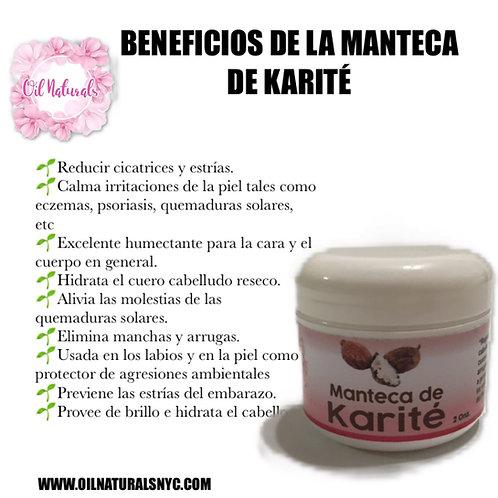 MANTECA DE KARITÉ 2oz