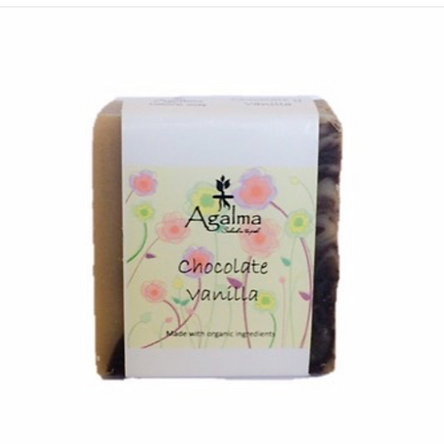 AGALMA JABON CHOCOLATE-VAINILLA