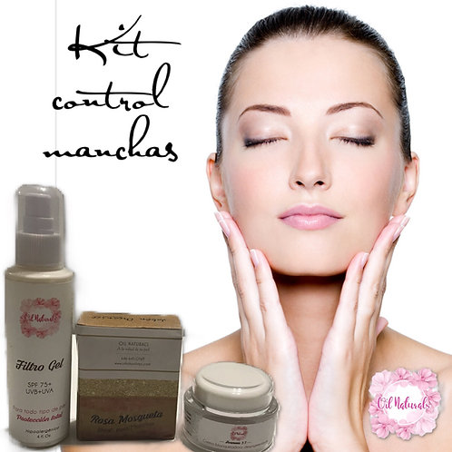KIT CONTROL MANCHAS 3 productos