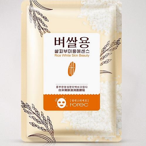 Mascarilla de arroz 🍚