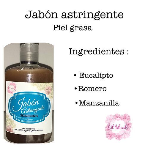 JABON ASTRINGENTE