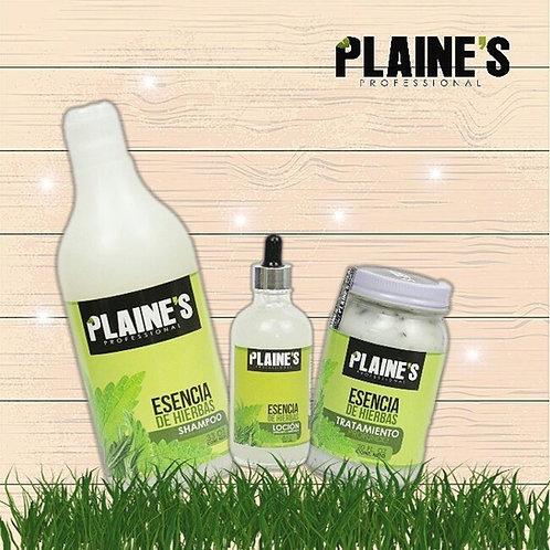 Kit esencia de hierbas para cabello graso