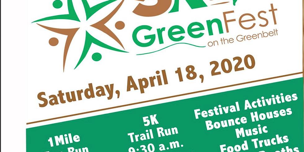 GreenFest on the Greenbelt 5K