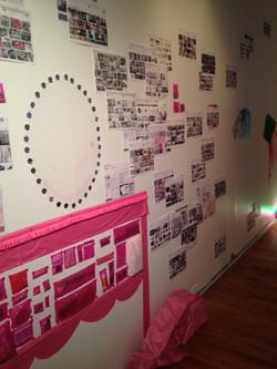 vanity wall