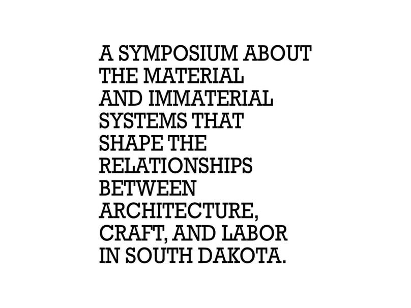 Building Arts and Labor Symposium