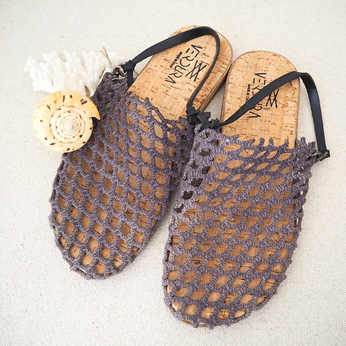 Ink Sandals by Verdura