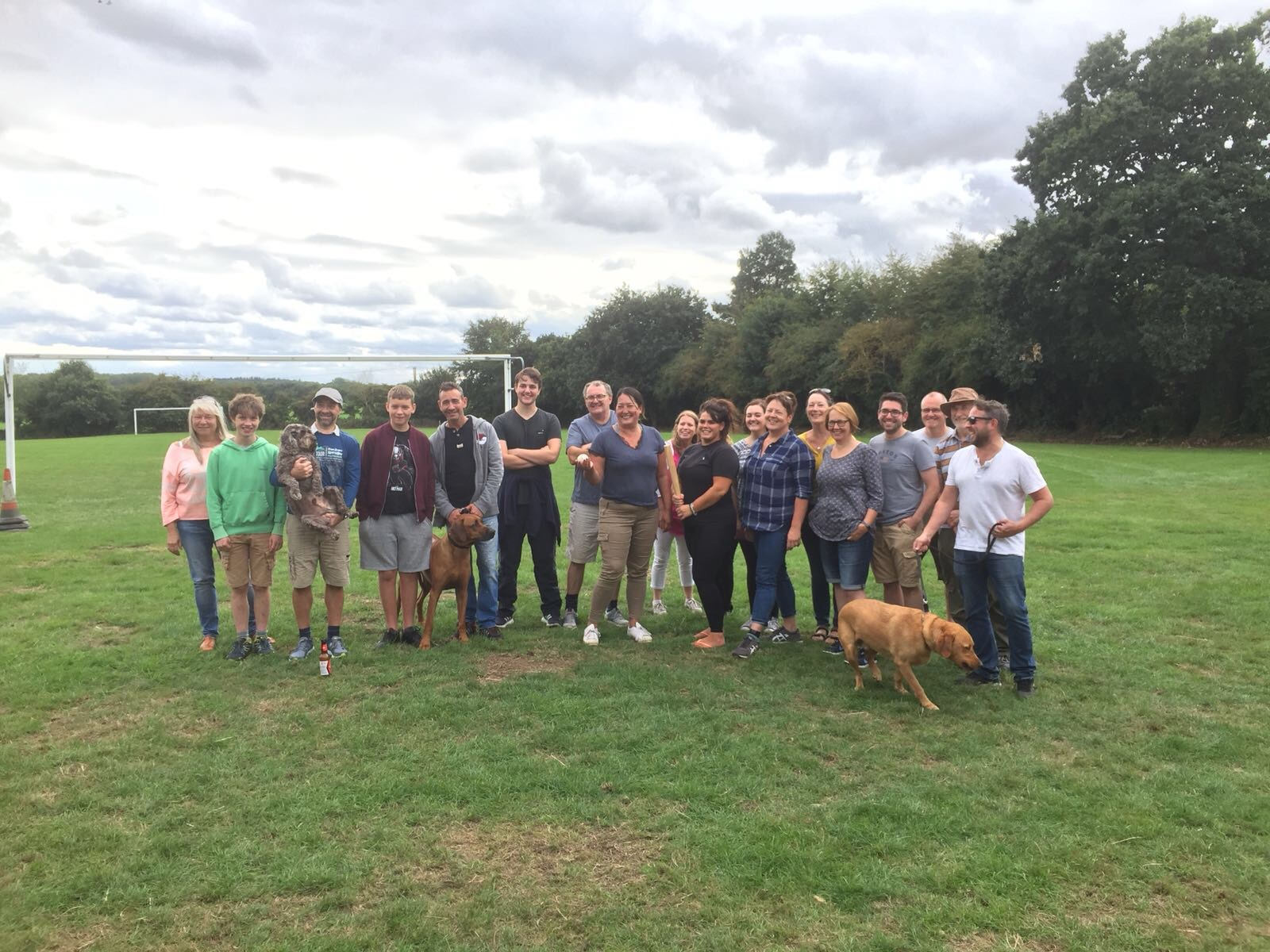 The Rounders team