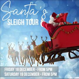 Santa's Sleigh Tour