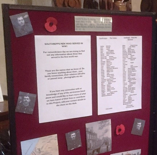 Exhibition at St James Church