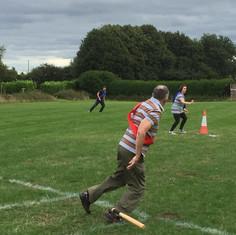 Southrepps Village Hall Rounders Match