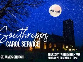 Southrepps Carol Service