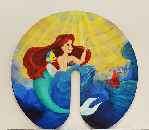 The Little Mermaid (Front)