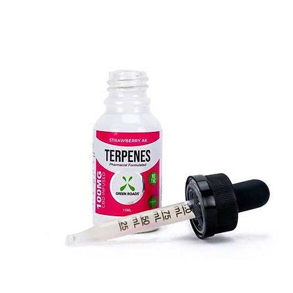 Strawberry AK terpenes, 100mg/ 30mg bottle