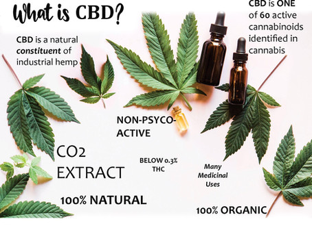 CBD-What is right for me?