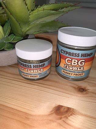 CBG Flower - Funky Frost  3.5 grams
