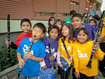 Youth Orchestra of Los Angeles