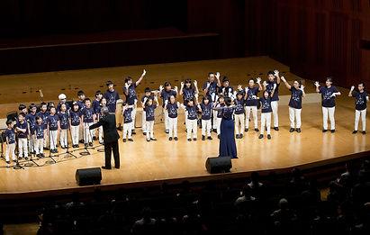 Tokyo White Hand Chorus