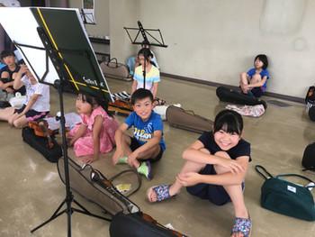 Children in Japan #2 - Komagane Children's Orchestra