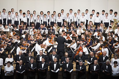 Soma Children's Orchestra and Chous