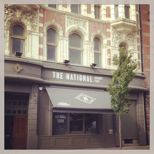 The National Grande Cafe