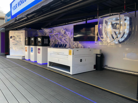 STANDARD BANK CONTAINER ACTIVATION