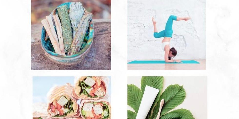 Pop Up Shop at Four2five Wellness